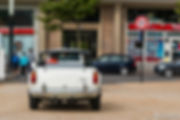 Cars and Coffee ® Normandie - Triumph TR4