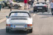 Marius Hanin French Driver Motor1 Porsche Casting Club Normandie Porsche 911 Targa