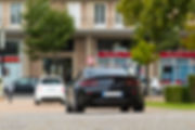 Cars and Coffee ® Normandie - Aston Martin V8 Vantage