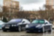 Porsche 911 996 GT3 & Bentley Continental GT