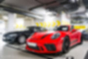 Marius Hanin Musée Porsche - Porsche 911 991.2 GT3