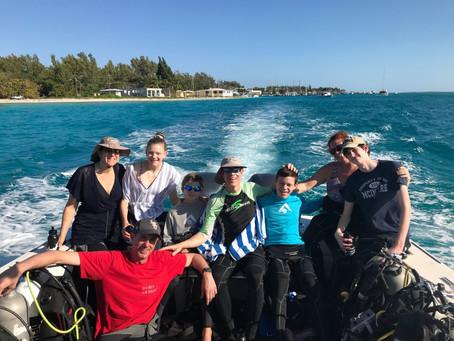 Multi-family Dive Trip?