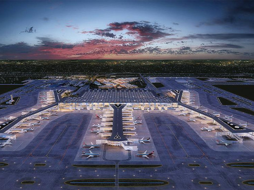 Istanbul New International Airport