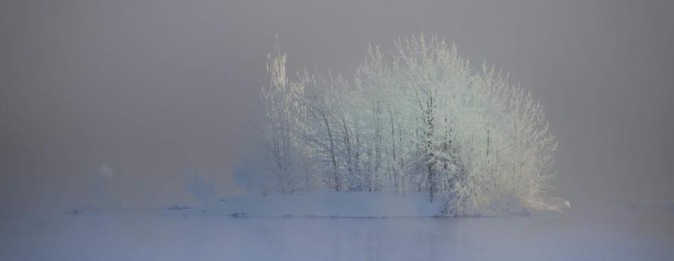Vikersund vinter