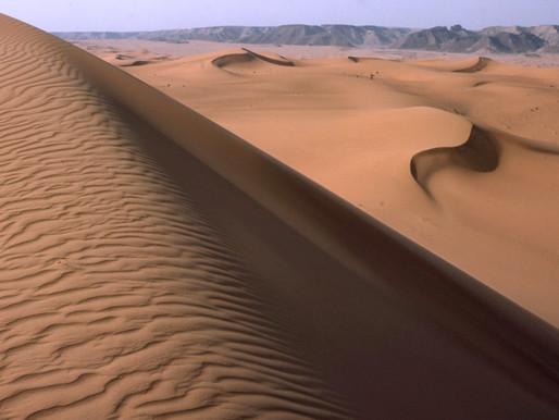 Nå kan du få turistvisum til Saudi Arabia!