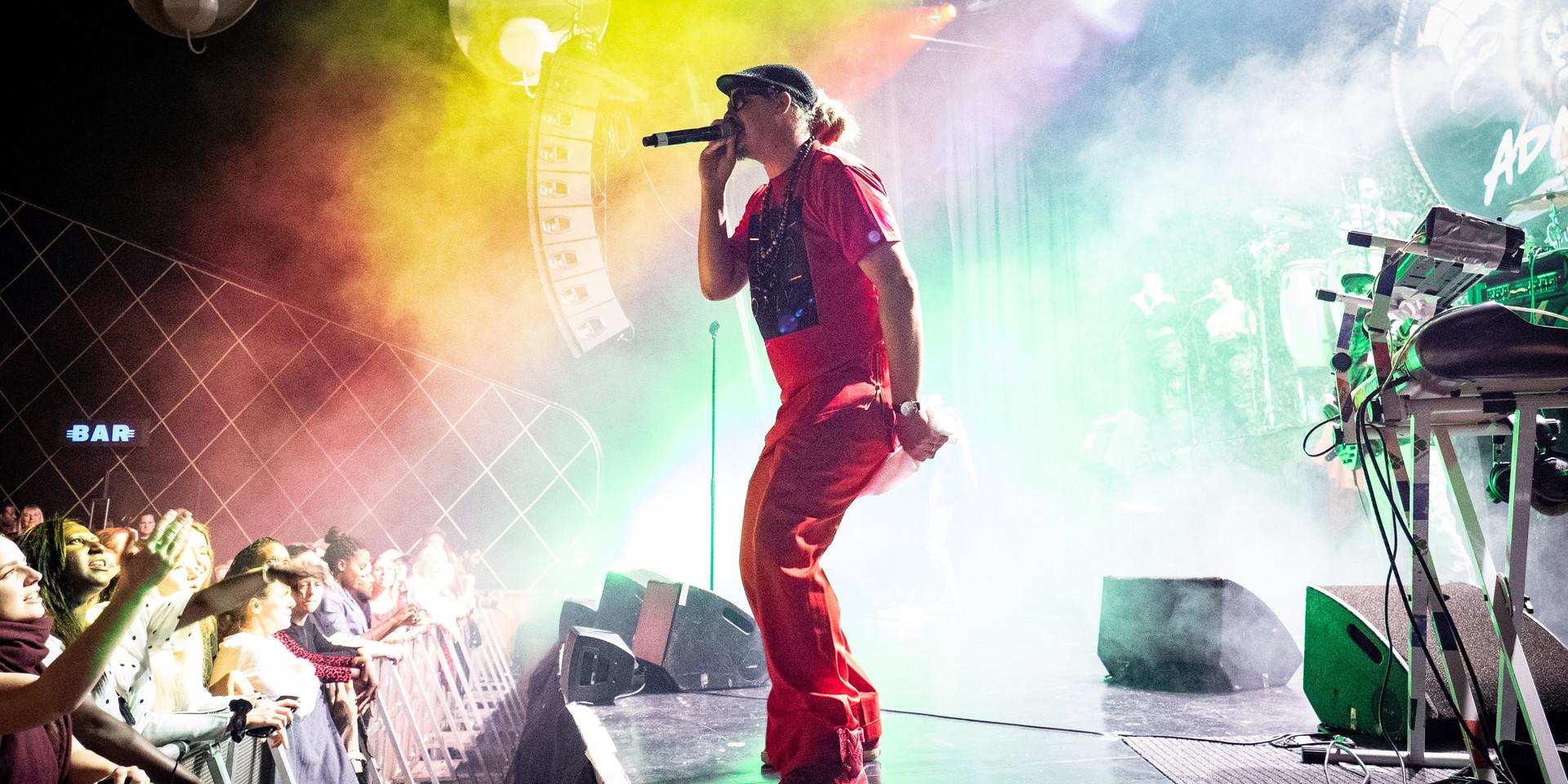 Admiral P konsert