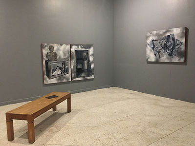 Silent Witnesses exhibition view 8