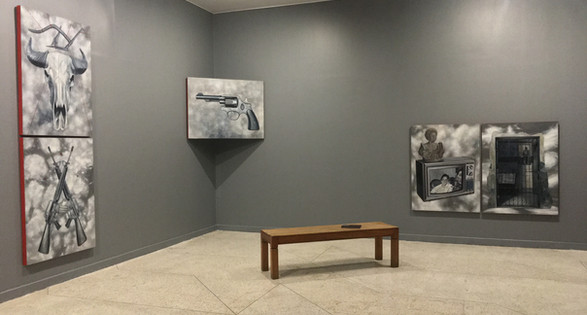 Silent Witnesses exhibition view 7