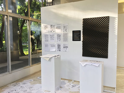 Silent Witnesses exhibition view 2