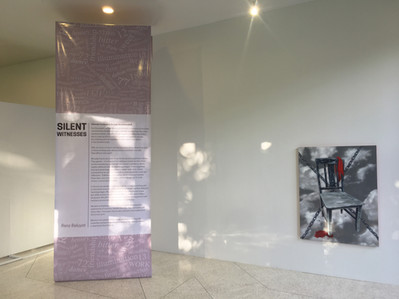 Silent Witnesses exhibition view 1