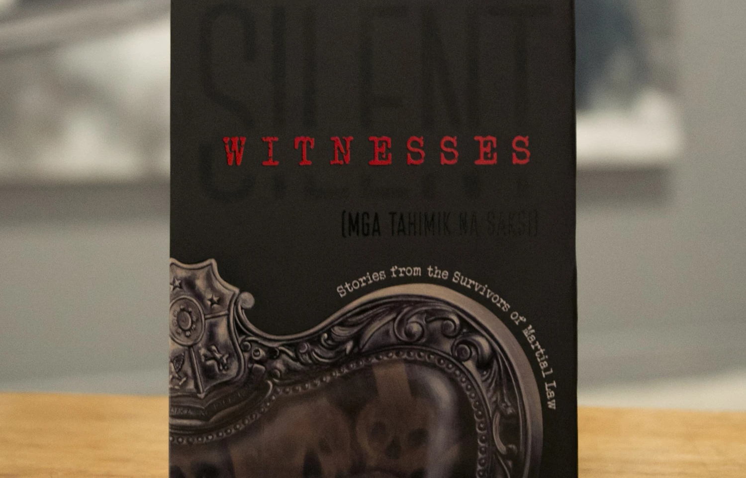 Silent Witnesses book