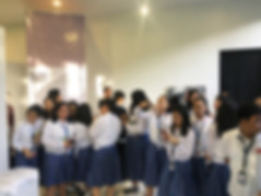 Student tour 1