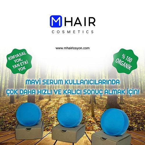 M-Hair Mavi Losyon Sabunu