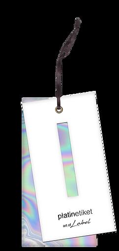 Karton Etiket Sallantı Kartı