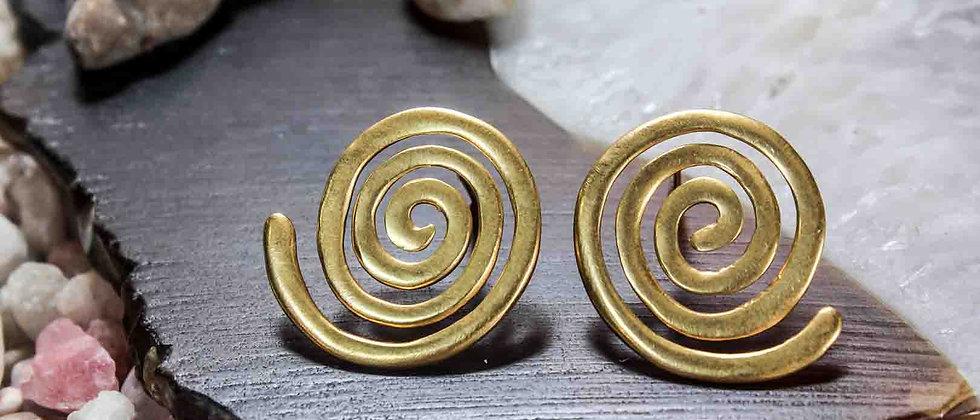 Aretes Espiral Pequeñas