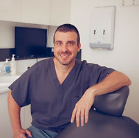 Dr Arthur Walsh, Principal Dentist
