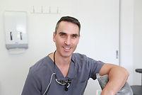 Dr Mark Calvert, Principal Dentist