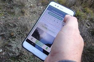 Curs de GPS al mòbil