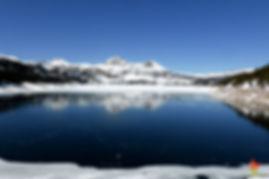 Raquetes de neu al petit Canadà