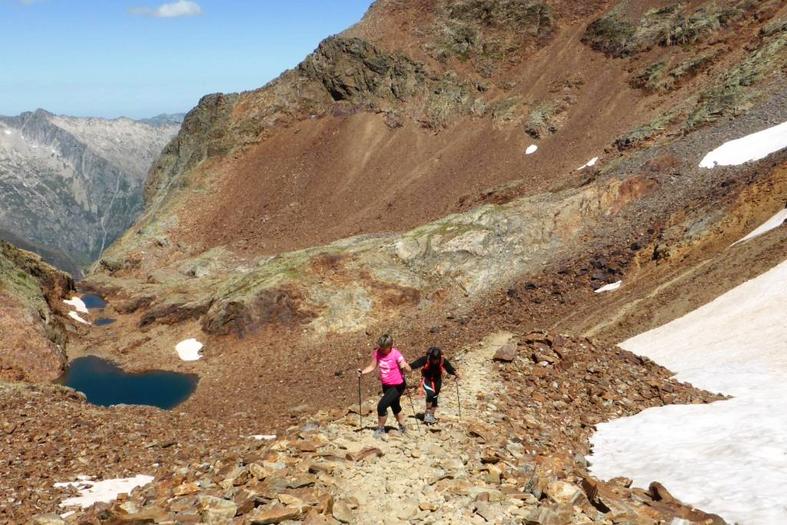 Cometa de Estats, ruta guiada a la cima de la Pica d'Estats