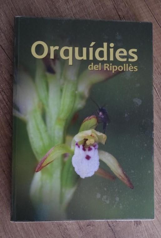 Guia de les orquídies del Ripollès