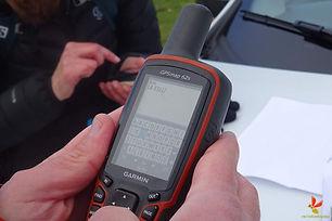 Curs d'orientació amb GPS, mapes digitals, gestió i visualització de dades