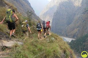 Curs d'excursionisme CEO Olot