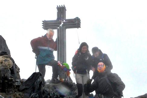 Cim de la Pica d'Estats, 3.143 m