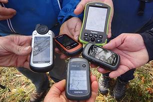 Taller d'orientació amb GPS