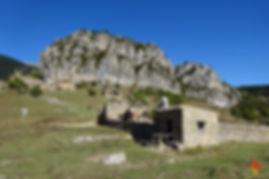 Excursió al poble abandonat de Peguera