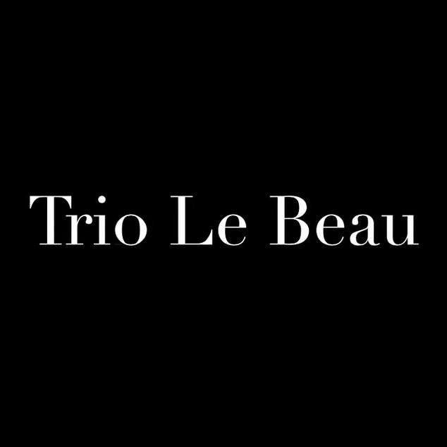 Trio Le Beau - Tschaikowsky