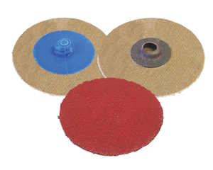OVERVIEW ABRASIVE QUICK CHANGE DISCS