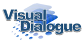 visual dialogue logo - fundisani