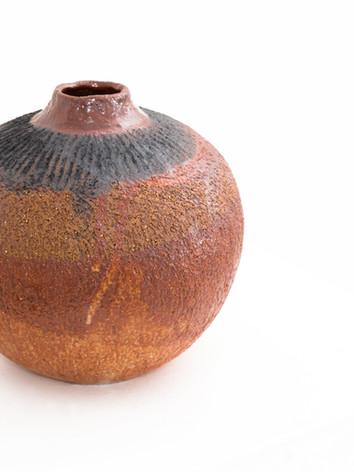 Cosmic jar-amber and black.jpg