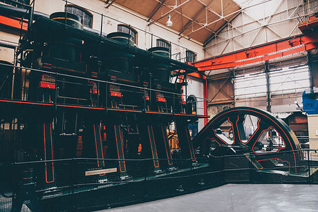 Kelham Island Museum - River Don Engine