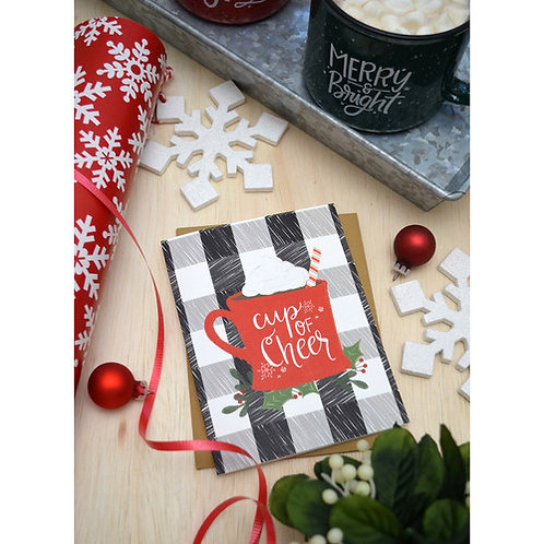 Christmas Cup of Cheer Card