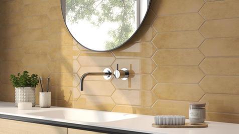 Hex Decorative Tiles