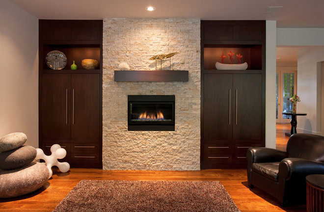 contemporary-living-room-with-modern-fireplace-brown-varnished-wooden-floor-brown-varnished-cabinets-with-steel-bar-cabinet-hardware-pull-gray-fabric-pouf-chair-hanford-shag-b.jpg