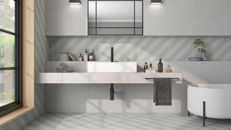 Artstract Patterned Tiles