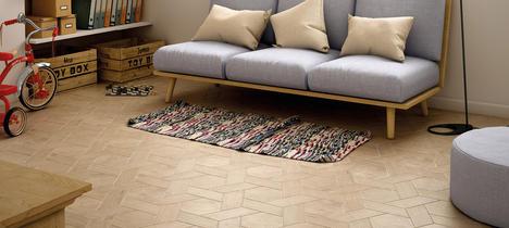 Wood Looking Decorative Tiles