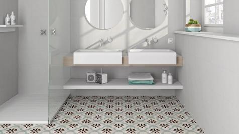 Art & Deco Patterned Tiles