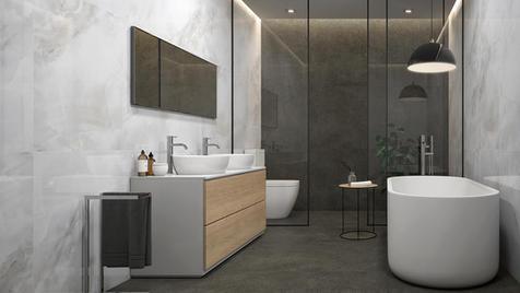 Bathroom Luxury Marbles