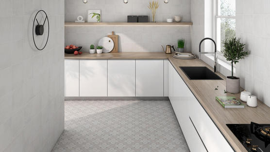 Patterned Decorative Tiles