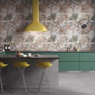 Wallpaper Feature Wall Tiles