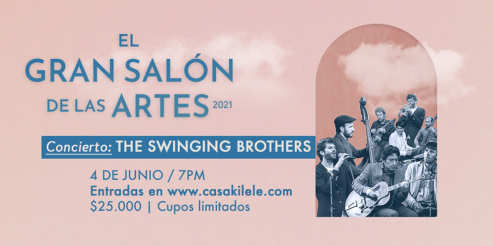 Concierto The Swinging Brothers