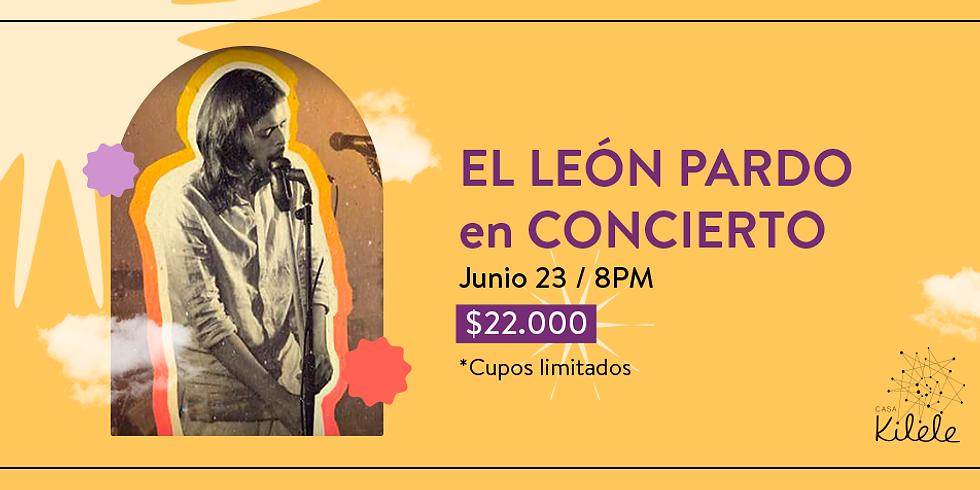 Concierto El León Pardo