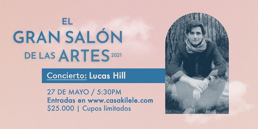 Concierto Lucas Hill