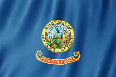 flag-idaho-us-state-3d-illustration-idah