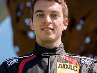 Sandro Kaibach startet mit HCB Rutronik Racing in DMV GTC