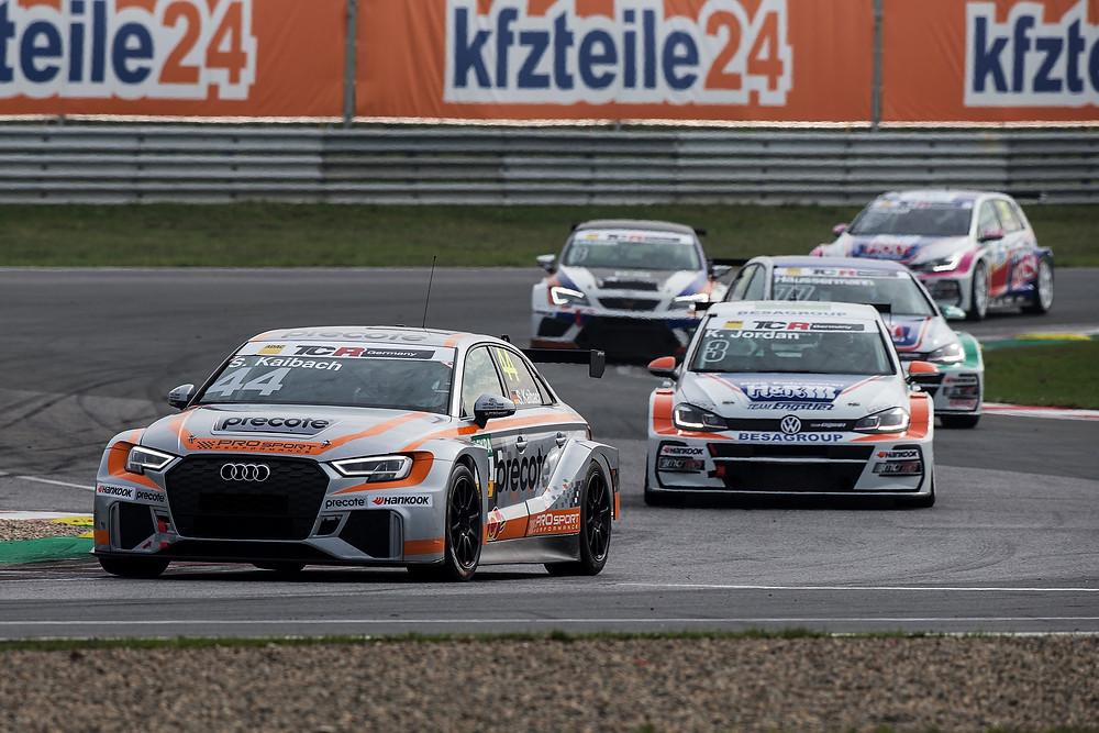 Sandro Kaibach Oschersleben 2018 - Rennen 1
